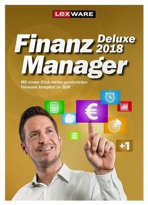 Lexware FinanzManager Deluxe 2018 (PC Win) 1 Jahr DE (Download) - Preisvergleich