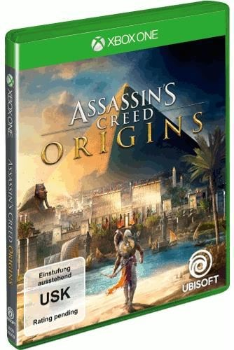 Assassin´s Creed Origins (Xbox One) - Preisvergleich