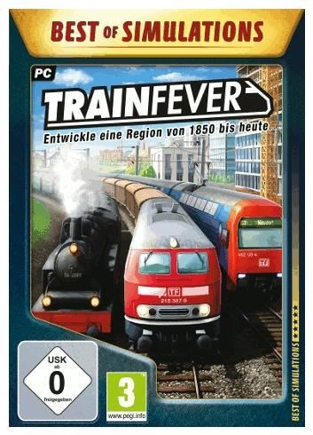 Train Fever (Best of Simulation) (PC) - Preisvergleich