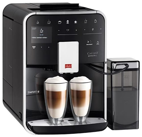 melitta f85 0 102 barista ts smart black kaffeevollautomaten computeruniverse. Black Bedroom Furniture Sets. Home Design Ideas