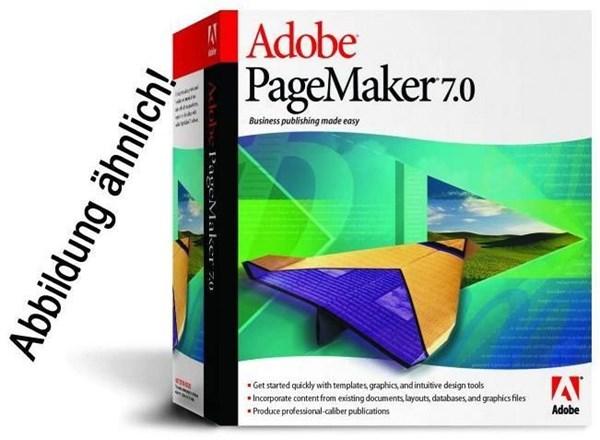Laden Sie Adobe Pagemaker 7 herunter