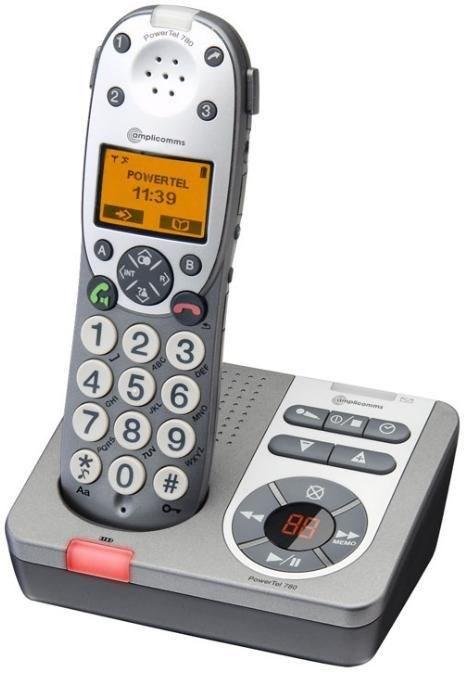 Audioline Amplicom PowerTel 780