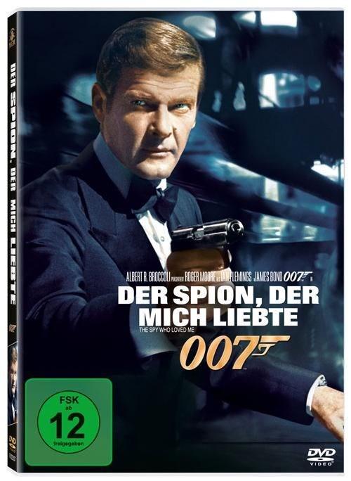 James Bond: Der Spion der mich