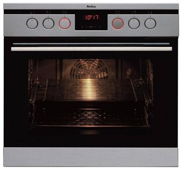 amica ehc herdset edelstahl integrated cookers