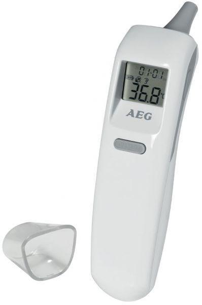 AEG ETV FT4919 Ohrthermometer weiß