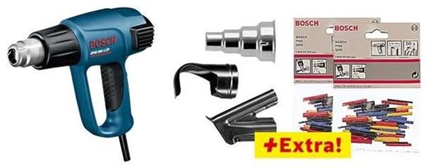 bosch ghg 660 lcd set hot air heat guns computeruniverse. Black Bedroom Furniture Sets. Home Design Ideas