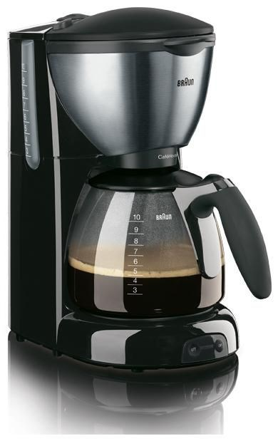 Braun Cafe House KF 570 - Drip Coffee Machine - computeruniverse