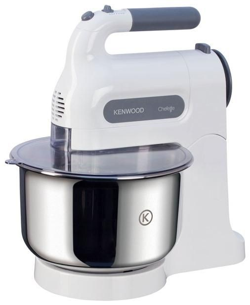 kenwood hm680 handmixer chefette inkl hochwertiger edelstahl r hrsch ssel rotierend. Black Bedroom Furniture Sets. Home Design Ideas