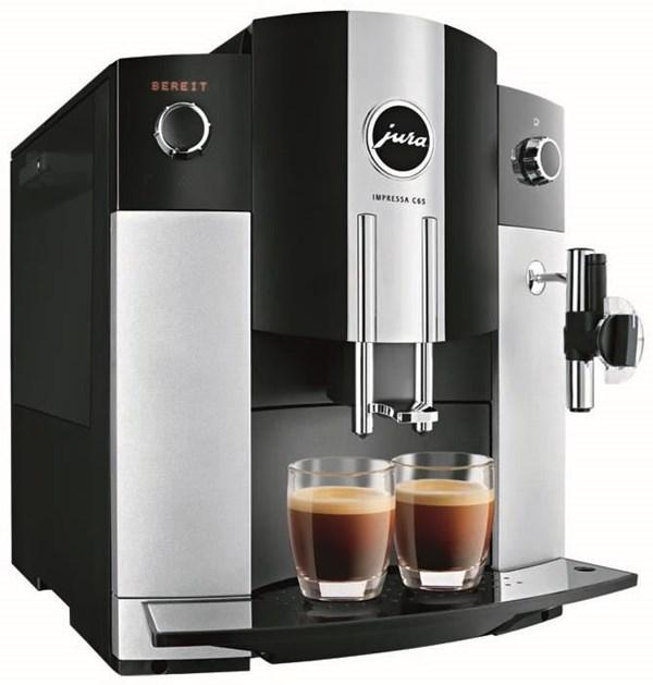 jura impressa c65 platin kaffeevollautomaten computeruniverse. Black Bedroom Furniture Sets. Home Design Ideas