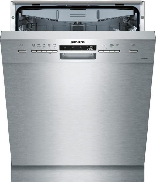 Siemens SN45L586EU Unterbauspüler 60 cm edelstahl (EEK: A++)