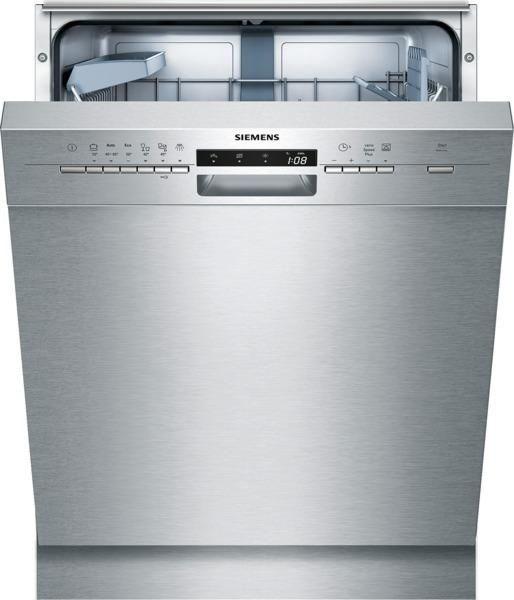 Siemens SN46P530EU Unterbauspüler 60cm edelstahl (EEK: A++)