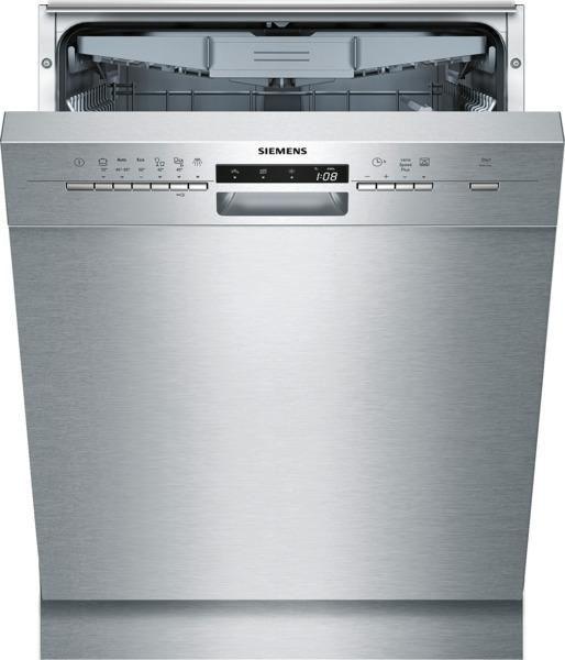 Siemens SN46P580EU Unterbauspüler 60cm edelstahl (EEK: A++)