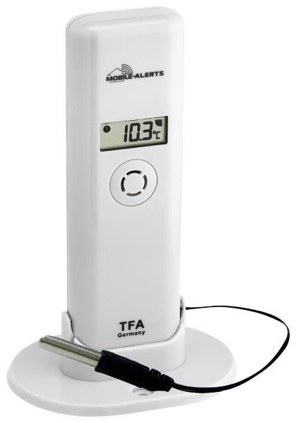 TFA WeatherHub T/F Sender mit Profi Kabelfühler wasserfest - Preisvergleich
