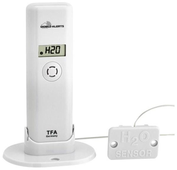 TFA WeatherHub T/F Sender mit Wassermelder - Preisvergleich