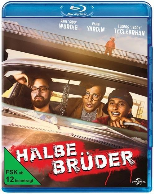 Halbe Brüder (BR) DE-Version