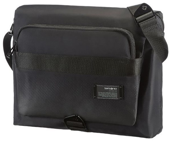 Samsonite Cityvibe A4 Messenger 11.6 jet black