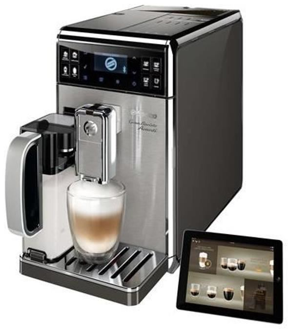 Philips Coffee Maker Bean To Cup : Philips Saeco HD8977/01 GranBaristo Avanti - Bean-to-Cup Coffee Machines - computeruniverse