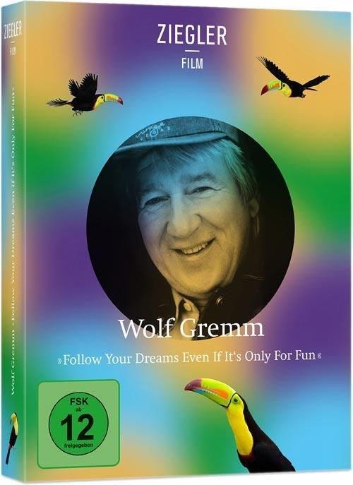 Wolfgang Kremm Box (DVD)