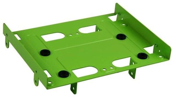 Sharkoon 5.25´´ Einbaurahmen grün
