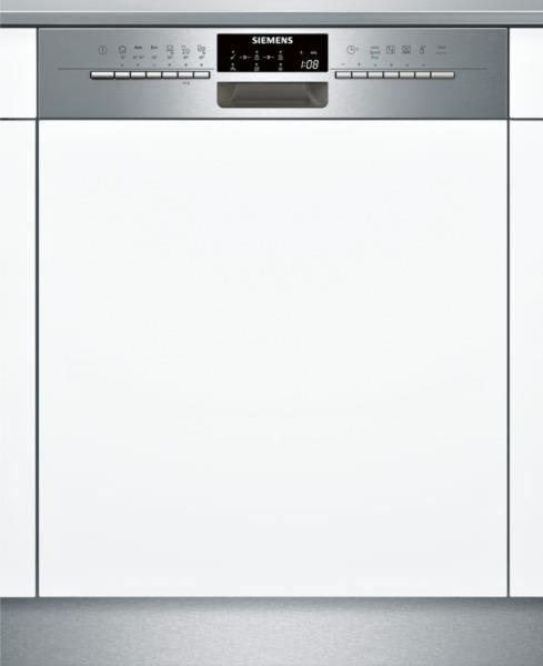 Siemens SN56P597EU Spüler 60cm integriert Edelstahl (EEK: A++) - Preisvergleich
