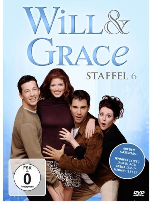Will & Grace - Season 6 (DVD)