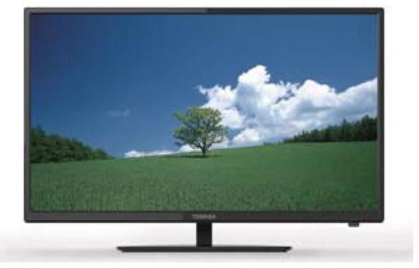 Toshiba 24E1533DG TV, DVB-T, DVB-C Tuner (EEK: A+)