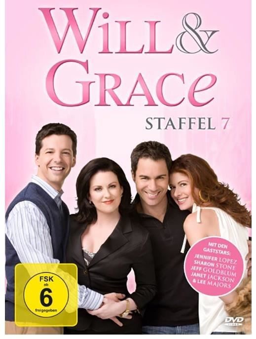 Will & Grace - Season 7 (DVD)