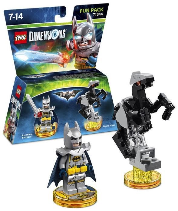 LEGO® Dimensions Lego Batman Movie Fun Pack (Wii U PS4 PS3 Xbox One Xbox 360) - Preisvergleich