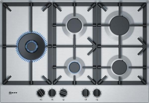 Neff TDS2779N autarkes Gas Kochfeld Built In Cooktops