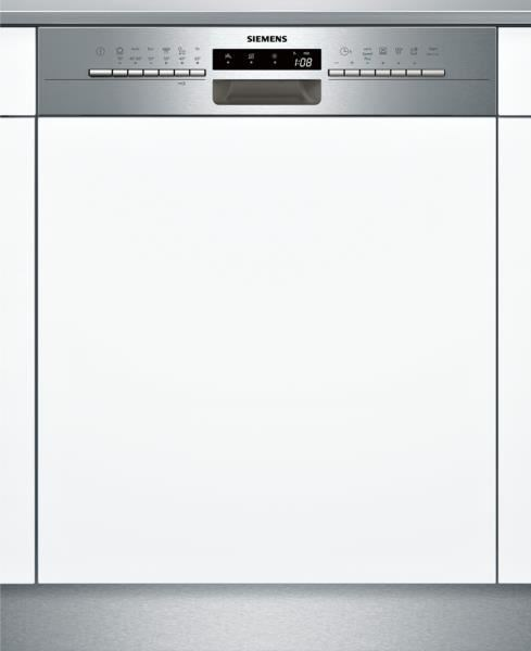 siemens sn536s01ce geschirrsp ler teilintegrierbar 598 mm breit 46 db a a. Black Bedroom Furniture Sets. Home Design Ideas