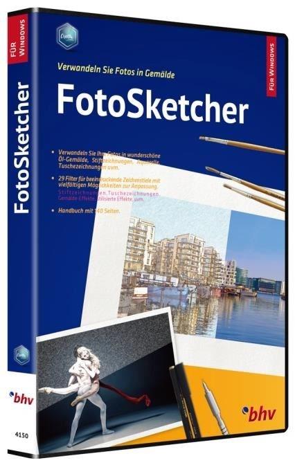 BHV FotoSketcher für Einsteiger Windows - CD-ROM - Preisvergleich