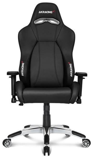 akracing premium v2 schwarz schwarz gaming stuhl gaming. Black Bedroom Furniture Sets. Home Design Ideas