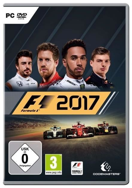 Codemasters F1 2017 (PC) 4020628782580