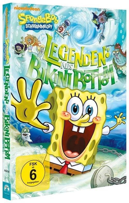Spongebob Schwammkopf: Legenden aus