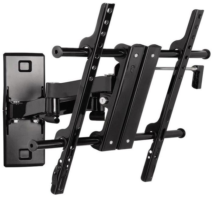 hama tv wandhalterung fullmotion 5 sterne 127 cm 50 schwarz wand deckenhalterung. Black Bedroom Furniture Sets. Home Design Ideas