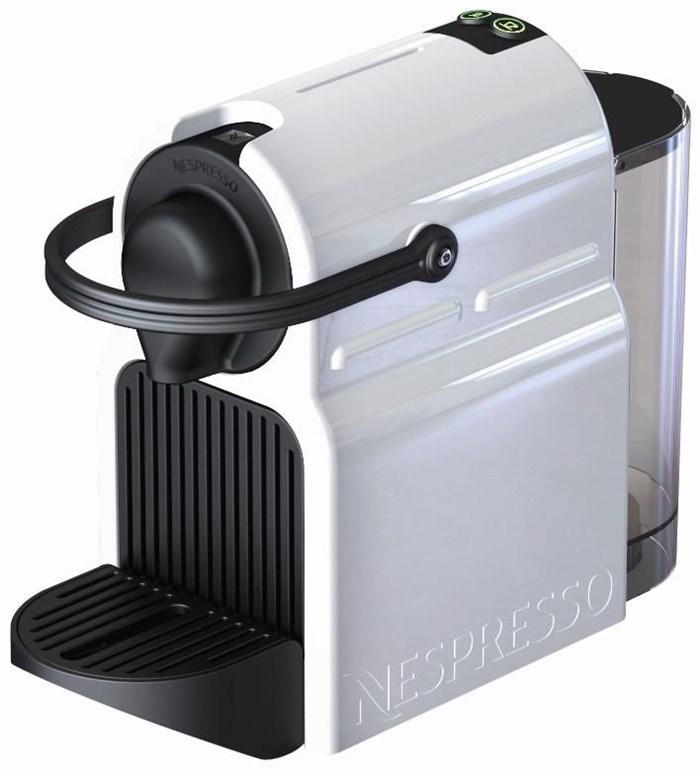 Krups Inissia Nespresso XN 1001 White - Coffee Pod / Capsule ...