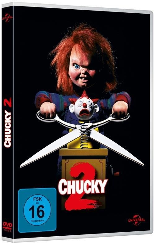 Chucky 2 (DVD) DE-Version