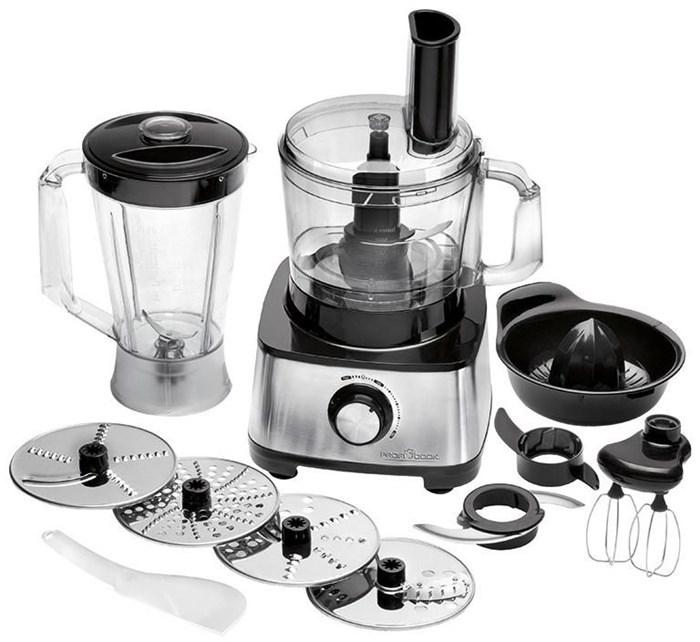 Profi Cook PC-KM 1063 schwarz / inox - Kitchen Appliances ...