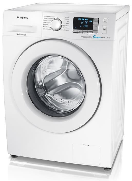 samsung wf7af5e3p4w eg waschmaschinen computeruniverse. Black Bedroom Furniture Sets. Home Design Ideas