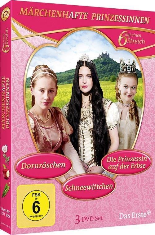 Märchenhafte Prinzessinnen (DVD) DE-Version