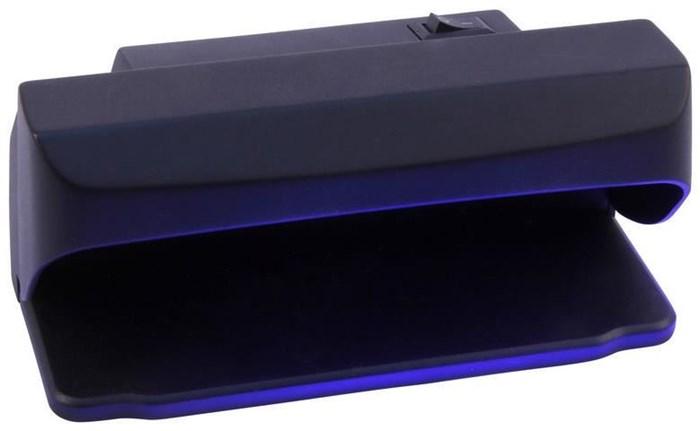 OLYMPIA UV 585, Geldprüfgerät - broschei