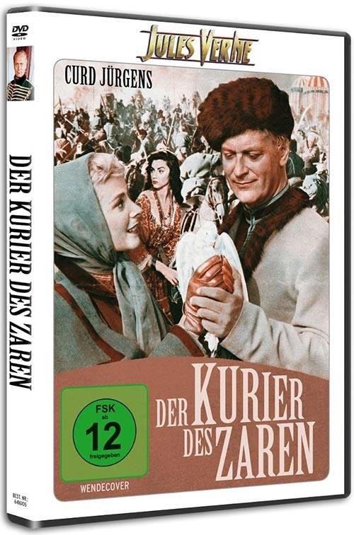 Jules Verne: Der Kurier des Zaren (DVD)