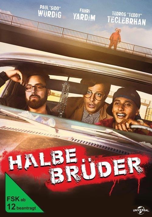 Halbe Brüder (DVD) DE-Version