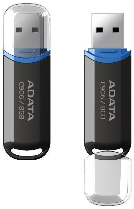 ADATA Classic Series C906 8GB schwarz AC906-8G-RBK