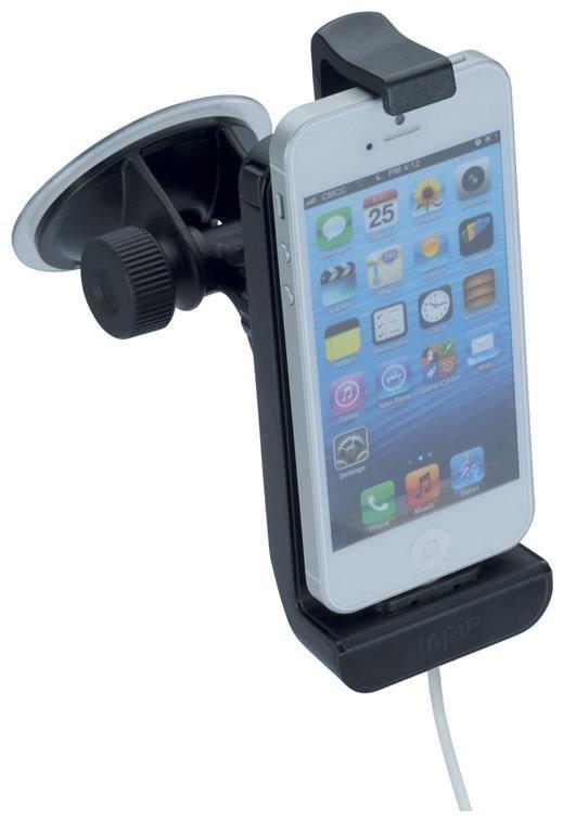 igrip iphone dock kit auto halterung mit saugnapf f r apple iphone 3g 5 5s 5c zubeh r. Black Bedroom Furniture Sets. Home Design Ideas