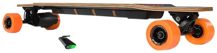 Yuneec E-GO Elektro Longboard Cruiser mit Bluetooth - Preisvergleich