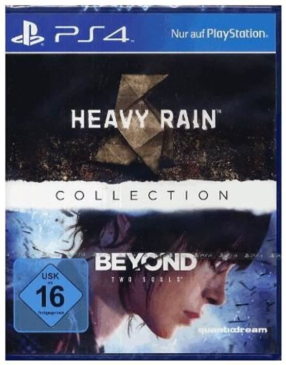 The Heavy Rain and Beyond: Two Souls Collection (PS4)
