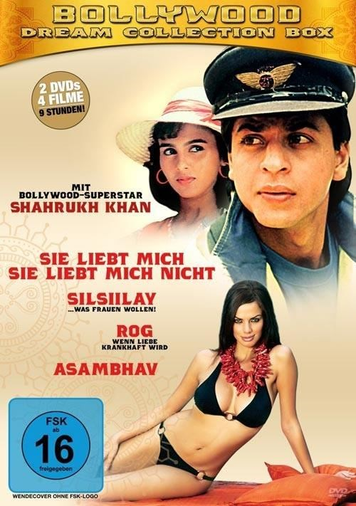 Bollywood Dream Collection Box (DVD)