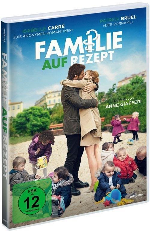 Familie auf Rezept (DVD)