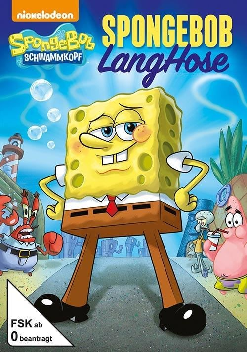 Spongebob Schwammkopf: LangHose (DVD)